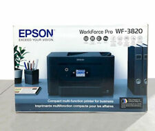 New Epson WorkForce Pro WF-3820 Wireless All-in-one Printer with Inks