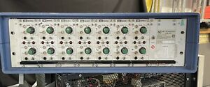 THORN EMI SE1052 X  7 MODULES, Complete With Rack & Power Supply, Working