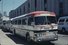 Criswell Charter Service Gm Pd 4106 bus original slide