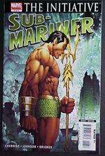 SUB-MARINER #6! LIMITED SERIES! THE INITIATIVE! 2008 MARVEL COMICS