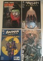 Batman Comic Book Lot Mixed Series