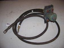 1978 DODGE POWER WAGON M880 MILITARY 24V VOLT JUMPER 1977?