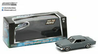 Fast & Furious - 1970 Chevrolet Chevelle SS,Scale 1:43 by Greenlight
