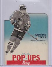 2012/13 O PEE CHEE JONATHAN TOEWS POP-UPS  # PU-8