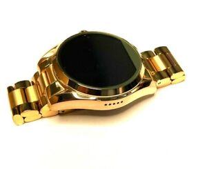 Michael Kors Access Bradshaw Smartwatch 44.5mm Stainless Steel MKT5004 Rose Gold