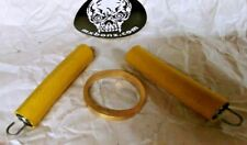 SUZUKI RM125 1996-2008 EXHAUST 5mm PIPE SPACER RM125 TORQUE SPACER PIPE SPRINGS