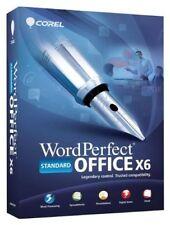 Corel WordPerfect Office X6 Standard  FREE SHIPPING!