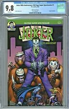 Joker 80th Anniversary 100 Page Super Spectacular 1 CGC 9.8 1940's Variant Adams
