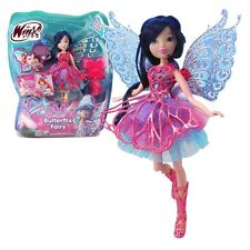 Winx Club - Butterflix Fairy - Musa Doll 28cm with Magic Robe