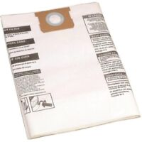 Shop-Vac 9066300,Type G,  15-22-Gallon Disposable Collection Filter Bag, 3 Count