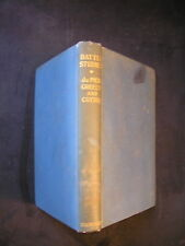 du Picq BATTLE STUDIES ANCIENT AND MODERN BATTLES 1st American edition 1921