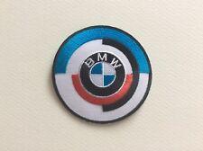 A077 PATCH ECUSSON BMW VINTAGE 7,5 CM
