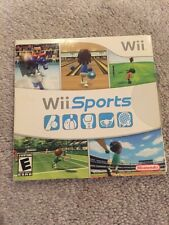 Wii Sports For Nintendo (Wii, 2006)Game, Case,  Bowling Tennis No Manual