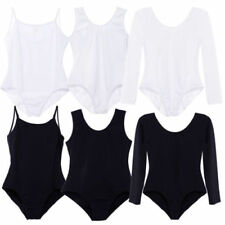 Maglie e camicie da donna a manica lunga Body in cotone