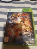Street Fighter X Tekken(Microsoft Xbox 360, 2012)European Version tested working