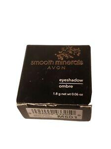 AVON Smooth Minerals - Eye Shadow - single, loose - M501- Golden Moss  - NIB