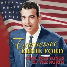 CD TENNESSEE ERNIE FORD CIVIL WAR SONGS OF THE NORTH MARCHING THROUGH GEORGIA