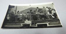 real photo the toast rack tram Blackpool1920'sunposted art