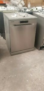 Samsung DW60M6050FS A++ Dishwasher Full Size 60cm 14 Place Stainless Steel