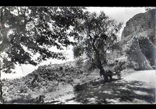 SAINT-JEANNET (06) ATTELAGE aux VILLAS en 1964