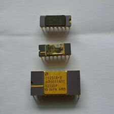 lot of vintage ceramic CPU's / IC chips for scrap gold recovery