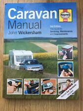 Haynes 9894 The Caravan Manual Revised 3rd Edition by John Wickersham