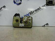 Volkswagen Polo 1995-1999 6N Boot Lock Catch Mechanism