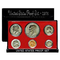 (1) 1976 United States Proof Set in Original Box