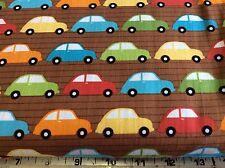 ROBERT KAUFMAN-CITY CENTRE #APP-12596-169 EARTH- BY THE YARD