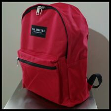 "Ltd Edition ""San Andreas"" Movie Disaster Kit EVEREST Basic Medium BACKPACK Red"