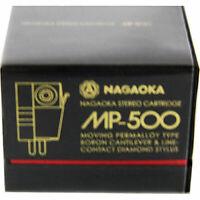 NAGAOKA MP-500 STEREO CARTRIDGE FROM JAPAN w/ TRACKING FREE SHIPPING