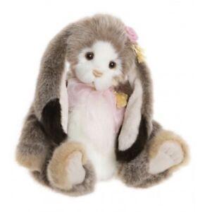 Charlie Bears Hunny Bunny Plush Rabbit 36cm CB202044A