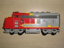 Lego Eisenbahn 9V -  10020 -  Santa Fe
