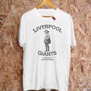 De Liverpool Giants Spectaculaire 2018 Xolo Liverpool Souvenir T-Shirt