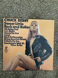 Chuck Berry - Sweet Littke Rock And Roller - SPC-3345 - VG+VG+