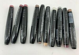 Avon Glazewear Lip Gloss Shine Sparkle Intense Eye Shadow Color-Various Colors