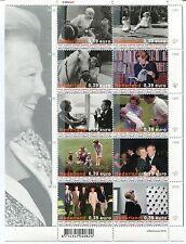 Netherlands 2003 Scott 1161, Queen Beatrix Sheet, NH