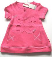 Sweat Shirt Gr.86 Name It NEU pink meliert Long Pullover Tunika baby