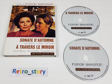Coffret 2 DVD Sonate D'Automne & A Travers Le Miroir - Ingmar BERGMAN