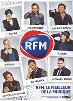 Publicité 2014 - RFM