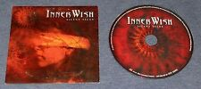 2004 METAL ~ INNERWISH ~ Silent Faces ~ RARE PROMO ~ PROMOTIONAL CD
