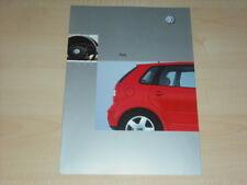 35314) VW Polo 9N Polen Prospekt 2003