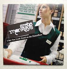 Arctic Monkeys I Bet You LOOK Good on The Dancefloor 7 Inch Vinyl Single 2005