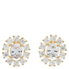 New Oroton Carte Gold Earrings Ideal Present Jewellery RRP $65
