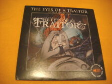 Cardsleeve Full CD THE EYES OF A TRAITOR A Clear Perception PROMO 10TR 2009 deat