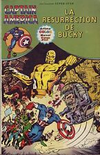 Captain America - La résurrection de Bucky - Arédit-Marvel Comics - 1979 - ABE