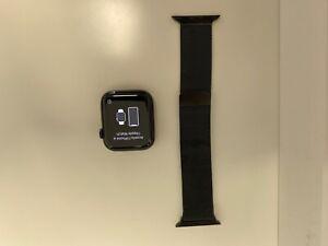 Apple Watch series 4 caja de acero inox GPS + Celular 44mm