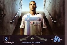 Bruno CHEYROU *** Carte Postale *** Marseille - 2004/2005