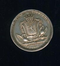 société de géographie Valenciennes 1887 médaille argent