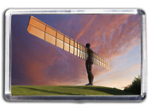 Angel Of The North Famous Landmark Fridge Magnet Collectable Design Newcastle